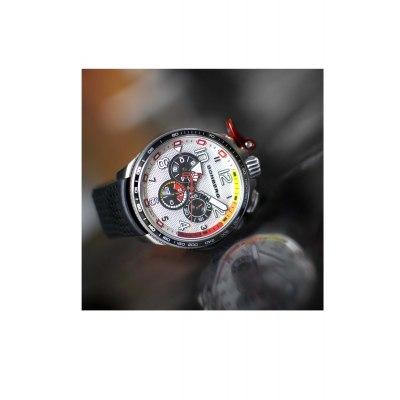 Kessaris-Bomberg BOLT-68 Racing White & Red