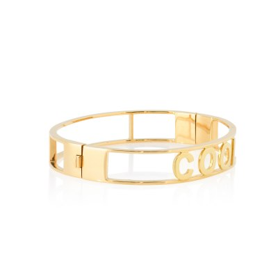 Kessaris-Cool Bangle Bracelet
