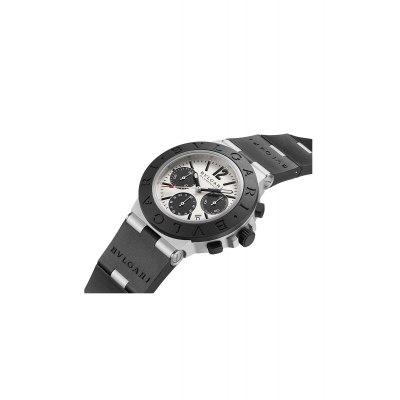 Bvlgari Aluminium Chronograph