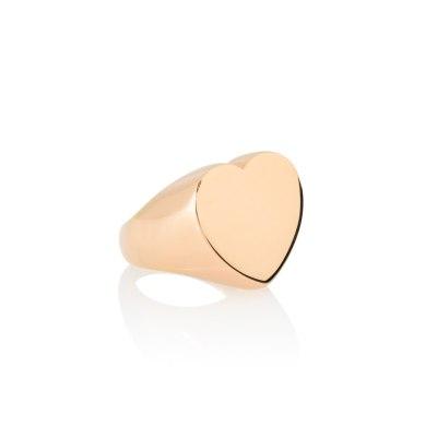 Kessaris-Chevalier Heart Ring