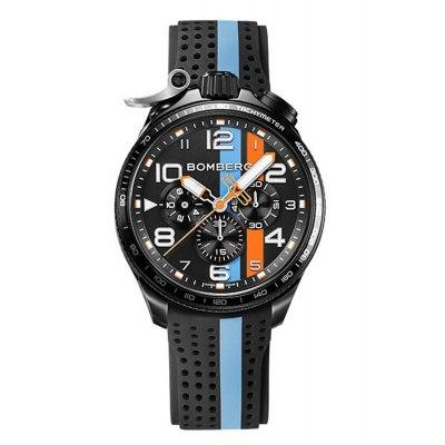 Kessaris-Bomberg-BOLT-68 Racing Light Blue Stripe