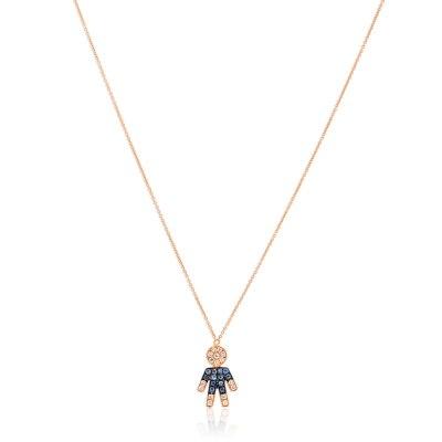 Boy Necklace