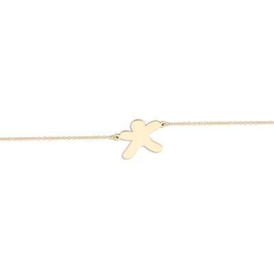 Kessaris-Boy Figure Bracelet