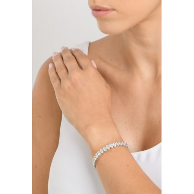 Kessaris-Diamond Tennis Bracelet