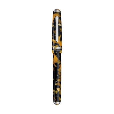 Kessaris-Montegrappa-Tibaldi N60 Amber Yellow RollerBall