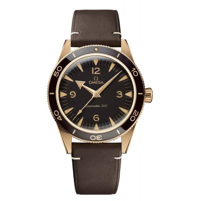 Kessaris-OMEGA-Seamaster 300 Co-Axial Master Chronometer 41MM