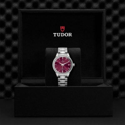 Tudor Style Burgundy