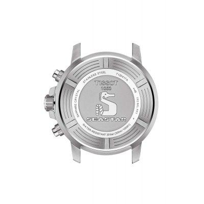 Kessaris-Tissot Seastar 1000 Chronograph-Back