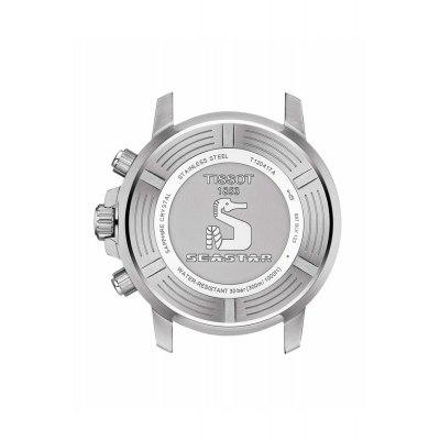 Kessaris-Tissot Seastar 1000 Quartz Chronograph-Caseback