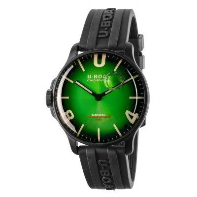 Kessaris-UBoat-Darkmoon 44MM Green IPB Soleil