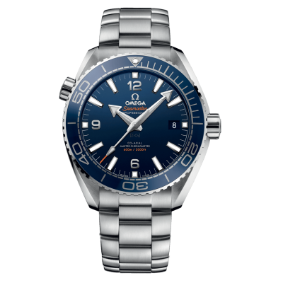 Seamaster Planet Ocean 600m Omega Co-Axial Master Chronometer 43.5mm